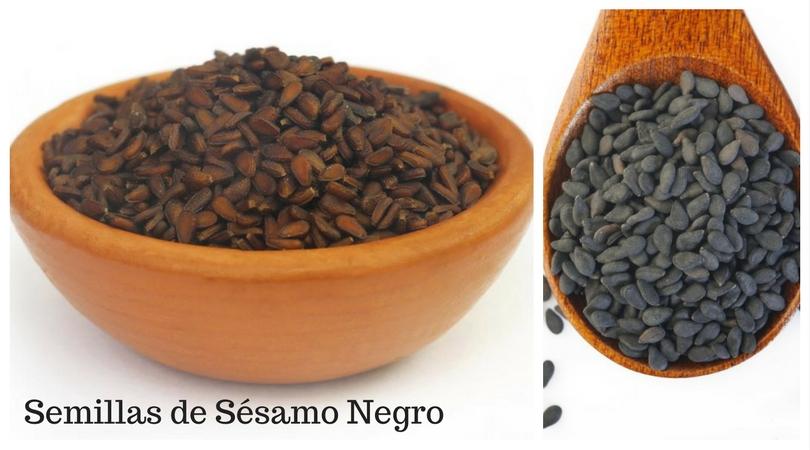 7 Razones Para Empezar a Comer Semillas de Sésamo Negro