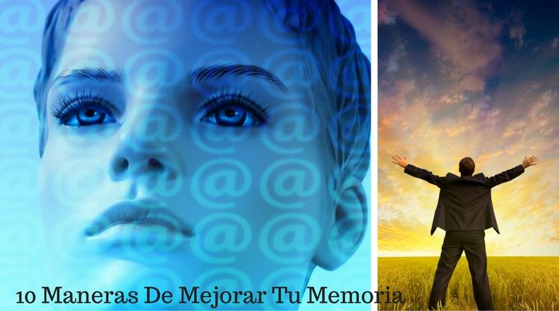 10 Maneras De Mejorar Tu Memoria