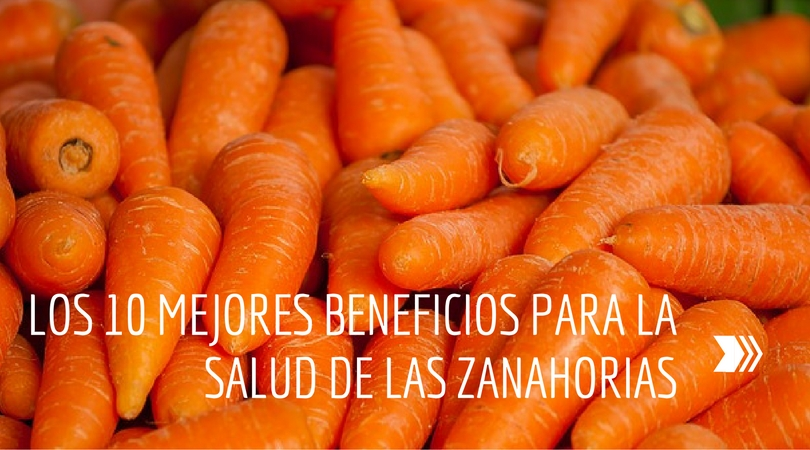 Beneficios Para La salud De Las Zanahorias