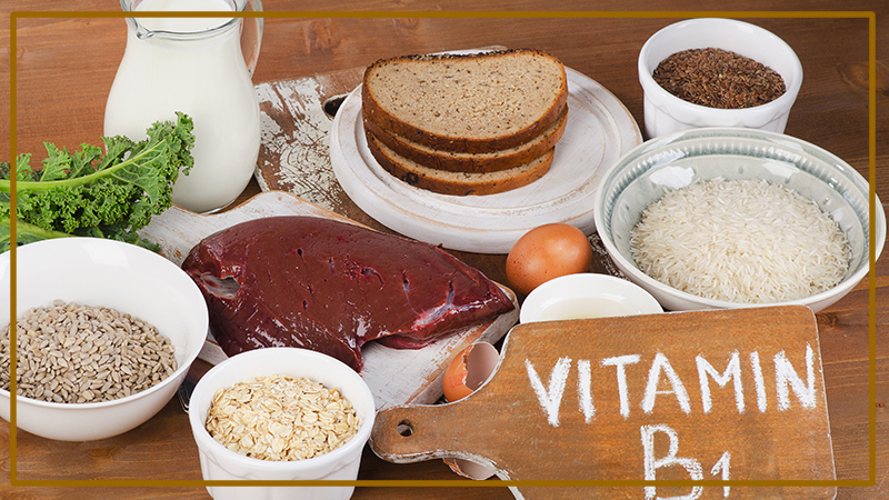 5 vitaminas que necesita incluir en su dieta