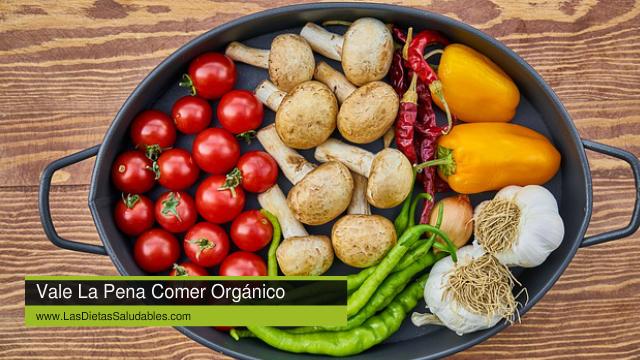 Vale La Pena Comer Orgánico