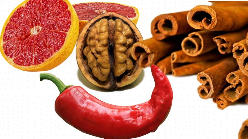 Los mejores alimentos quemagrasas para comer