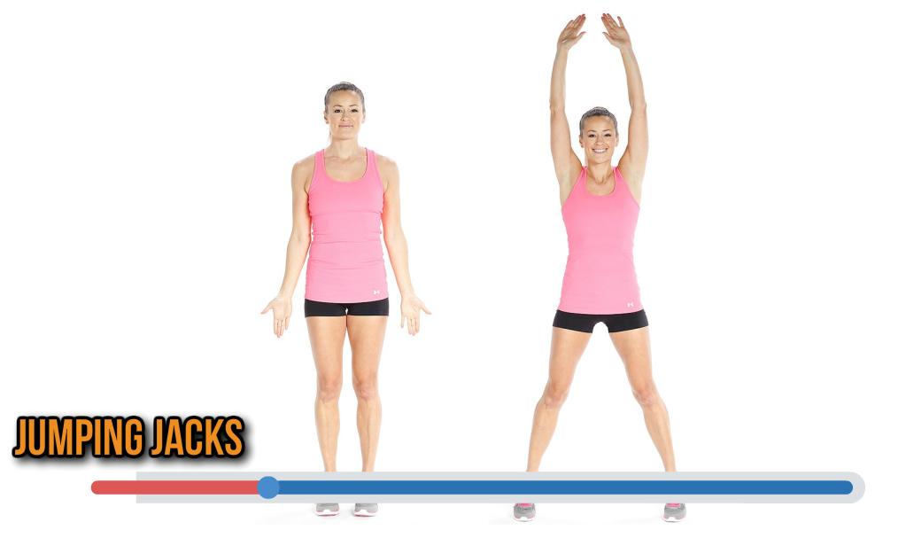Los mejores ejercicios de quema de grasa para mujeres