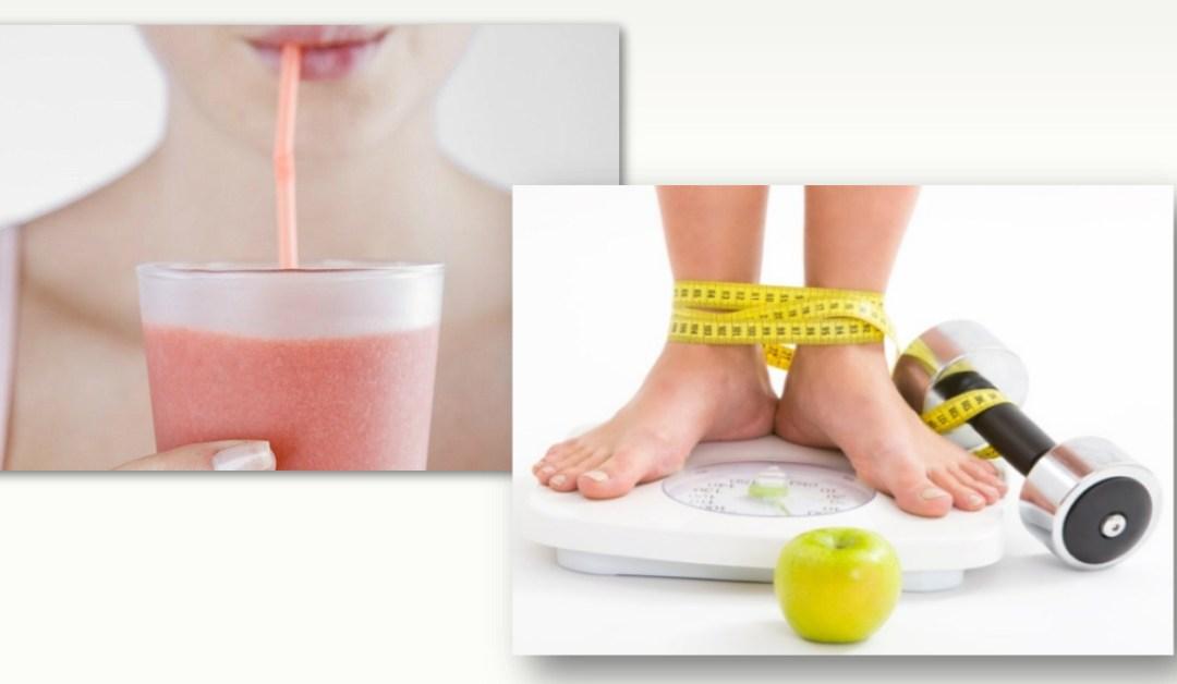 Hacer dieta con Slim Fast