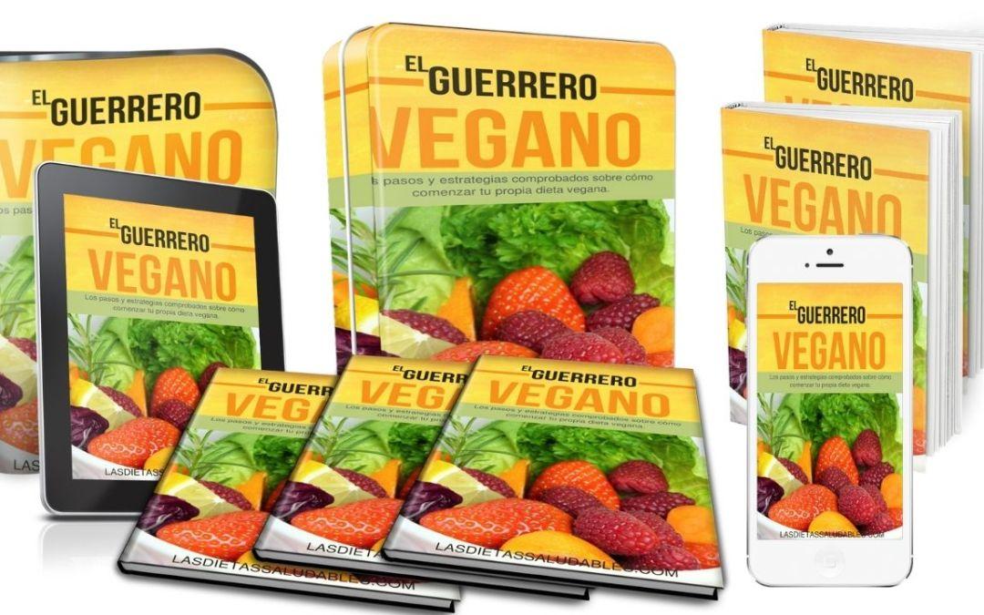Libro El Guerrero Vegano