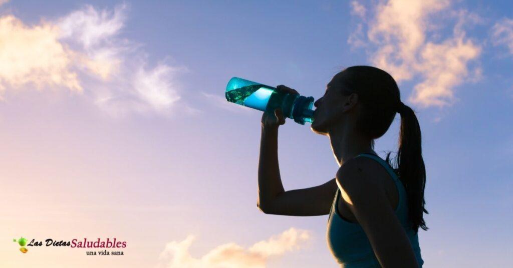 Agua en el  ejercicio