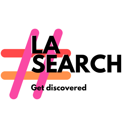 LA Search logo