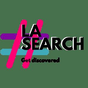 LA Search SEO logo