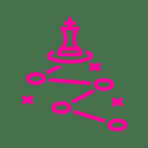 social strategy icon