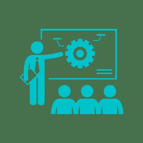 social training icon