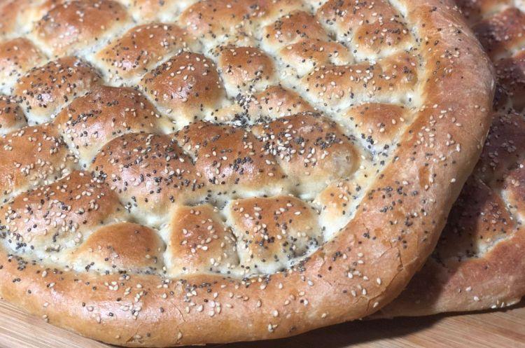 Reteta de paine turceasca