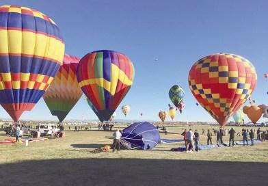 Festival de globos de Oklahoma regresa a Muskogee