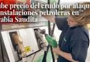 Crude Oil Prices Spike Following Attacks on Saudi Arabian Oil Facilities