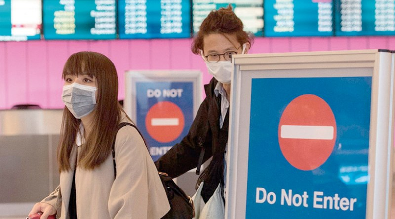 Viajeros que regresan de China  bajo la lupa de funcionarios de salud de Oklahoma  / Oklahoma public health officials monitor travelers returning from China