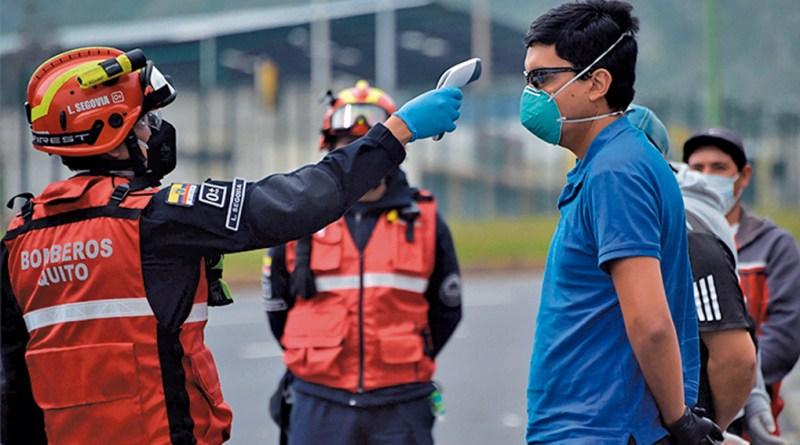 Coronavirus: ¿es América  Latina el nuevo epicentro? / Coronavirus: Is Latin America the new epicenter?