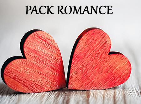 Pack Romance, alojamientos, apartamento para parejas