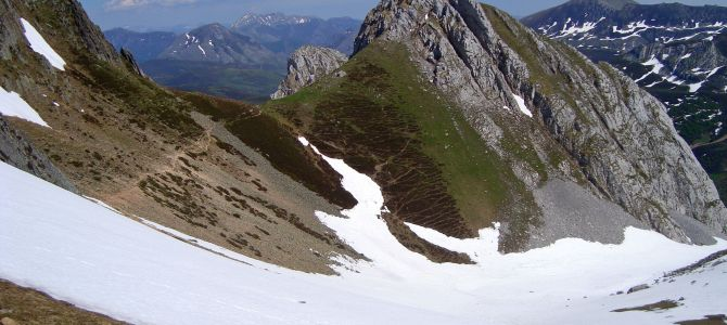 Ascensión al Pico Torres – 2.104 metros