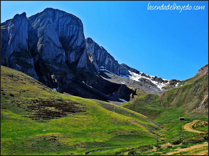 El Palero, una de las montañas más impresionantes de esta parte de la cordillera