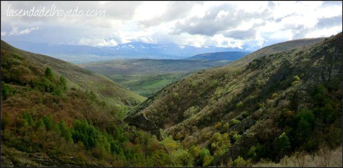 Montes de Xistréu