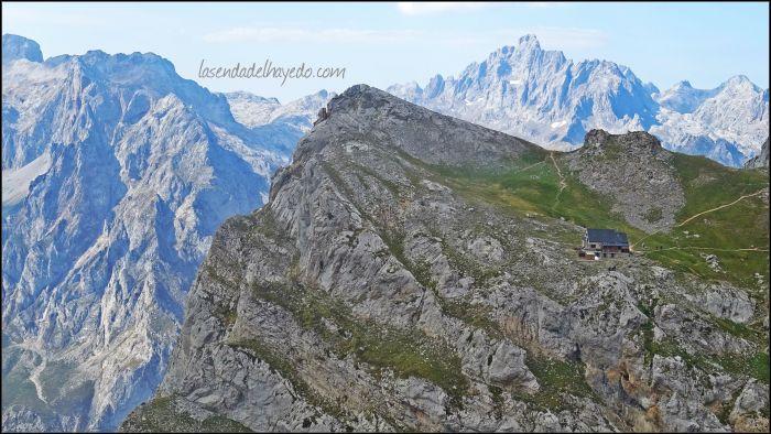 Jermoso, un balcón en los Picos de Europa