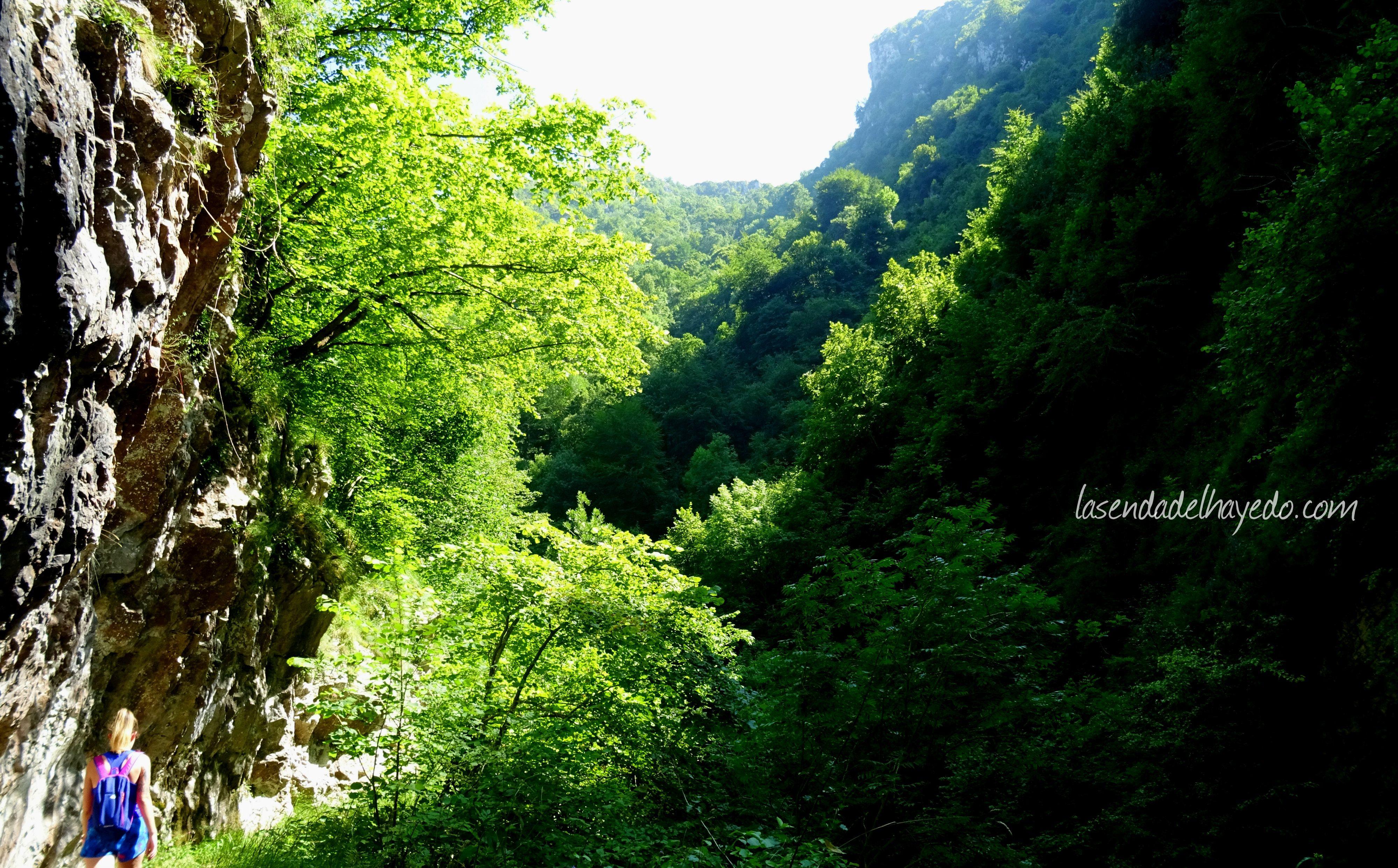 ruta de las xanas asturias