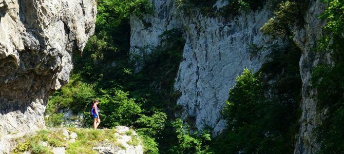 Ruta del desfiladero de Las Xanas – Valles del Oso (Asturias)