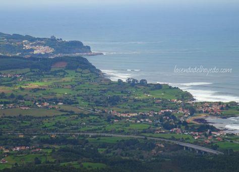 sueve asturias rutas
