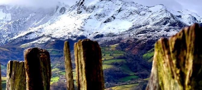Ruta panorámica en los Alfilorios (Asturias)