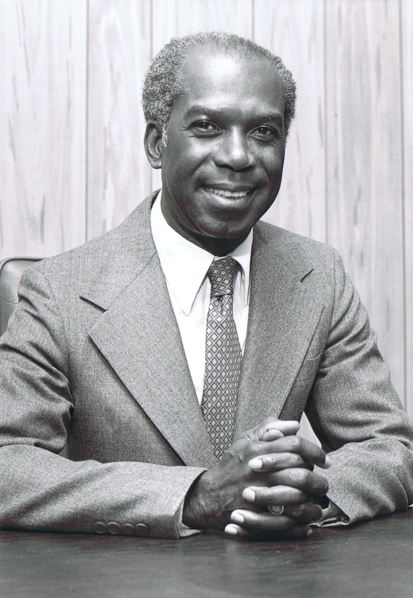 President Emeritus And Former Dean Of Charles R Drew