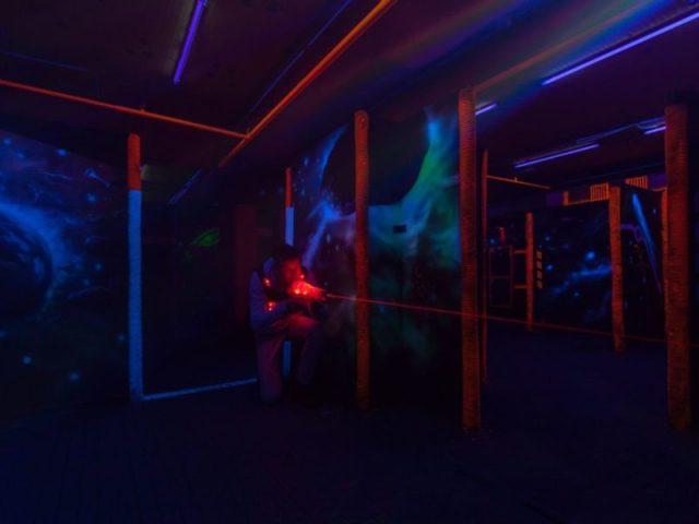 Qzar лазертаг клуб