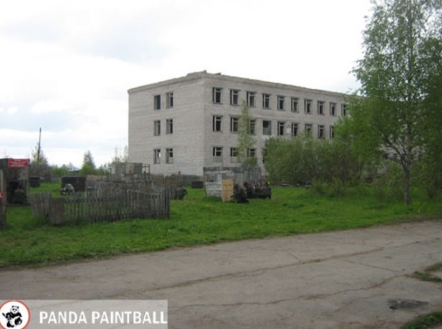 Панда «Пушкино»