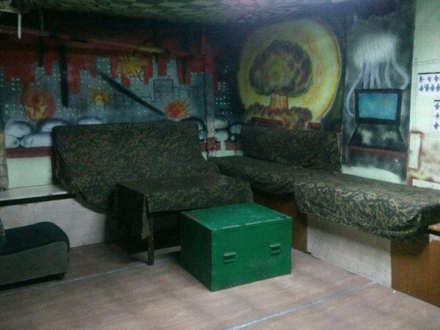 Лазертаг клуб Stalker в Чите