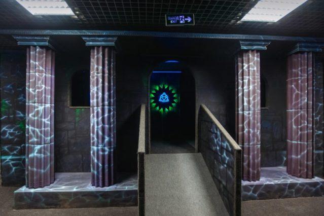 Лазертаг клуб Лазерфорс в Сургуте