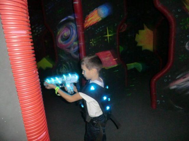 Лазертаг клуб Галактика в Ульяновске