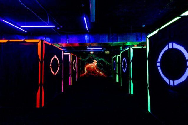 Лазертаг-клуб NRG Arena в Электростали