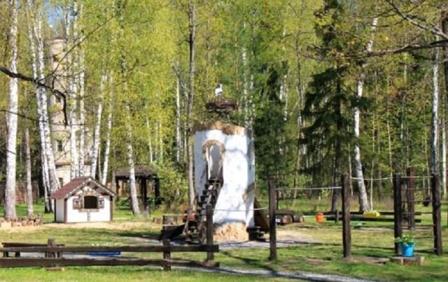 Лазертаг-клуб GreenWaldPark «Ildorf» в Нижнем Новгороде