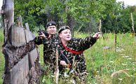 Лазертаг клуб Stalker в Новосибирске