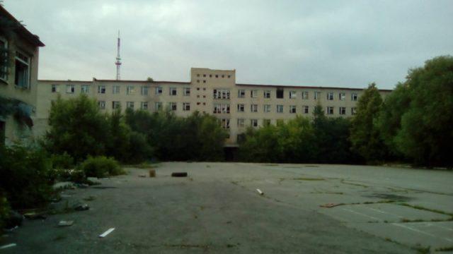 Лазертаг клуб НКВД Танковое училище в Челябинске