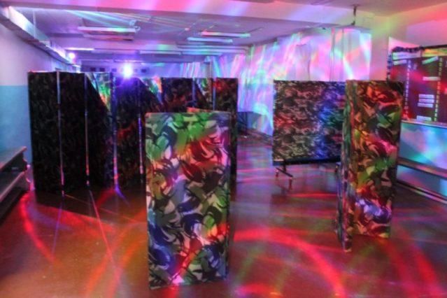 Лазертаг клуб Старт в Ревде