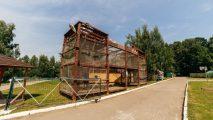Лазертаг клуб Олимпиец в Химках, в Москве