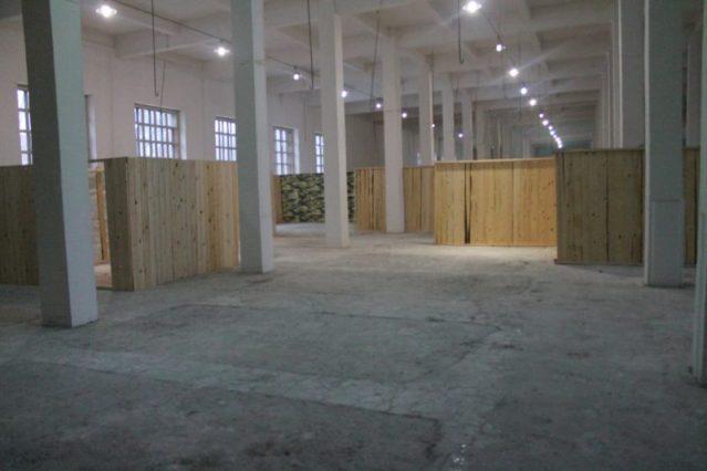 Лазертаг клуб Рубеж во Владимире