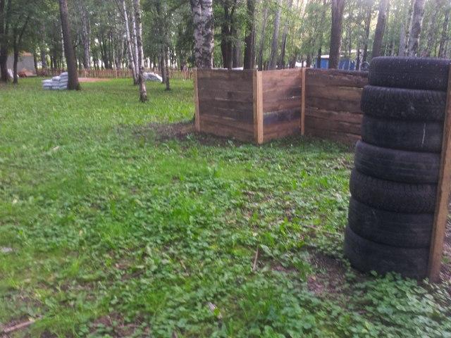Лазертаг клуб Мирный Воин в Вологде
