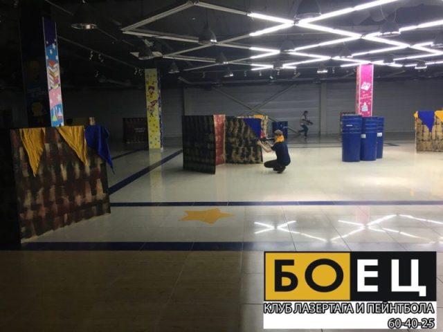 Лазертаг клуб Боец Инферно в Барнауле