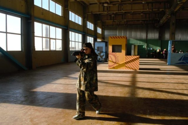 Лазертаг клуб X-Treme Base в Ростове-на-Дону