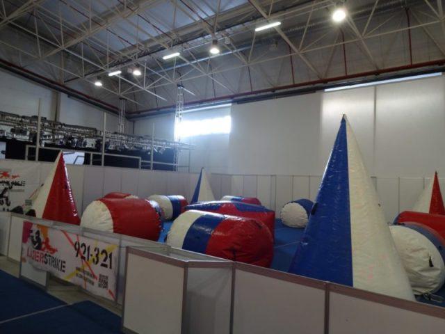 Лазертаг клуб Laserstrike в Ханты-Мансийске