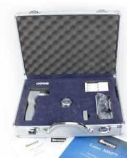 Laser 3000 in case