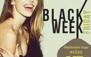 BLACK FRIDAY axilas depilacion
