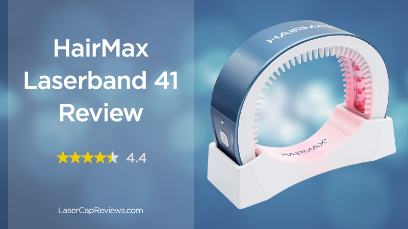 HairMax LaserBand 41 Review 2021 Update