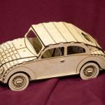 Volkswagen Laser Cut Vector Models