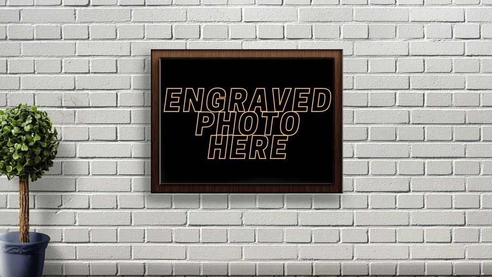 How to Laser Engrave a Photo